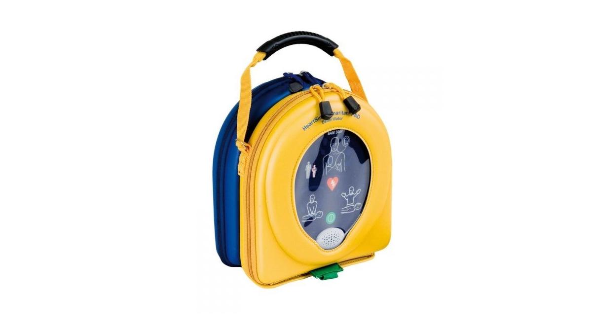 Defibrylator Samaritan PAD 500P z doradcą RKO