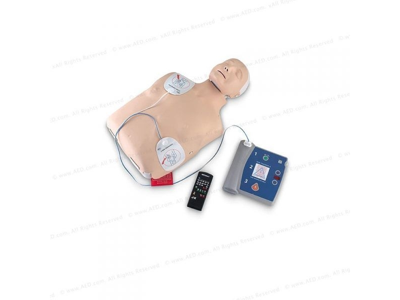 Fantom AED Little Anne Training System