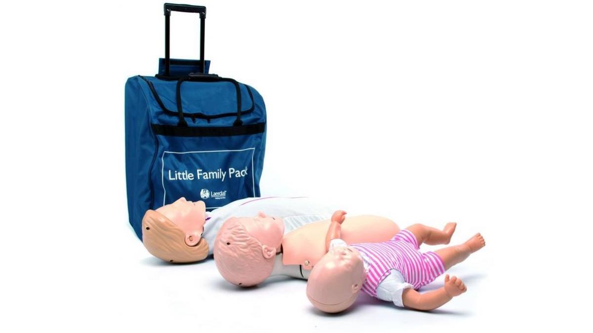 Zestaw Little Family QCPR