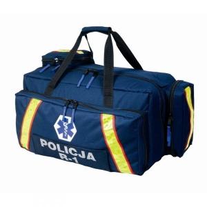 Zestaw Ratownictwa Medycznego R1 dla Policji