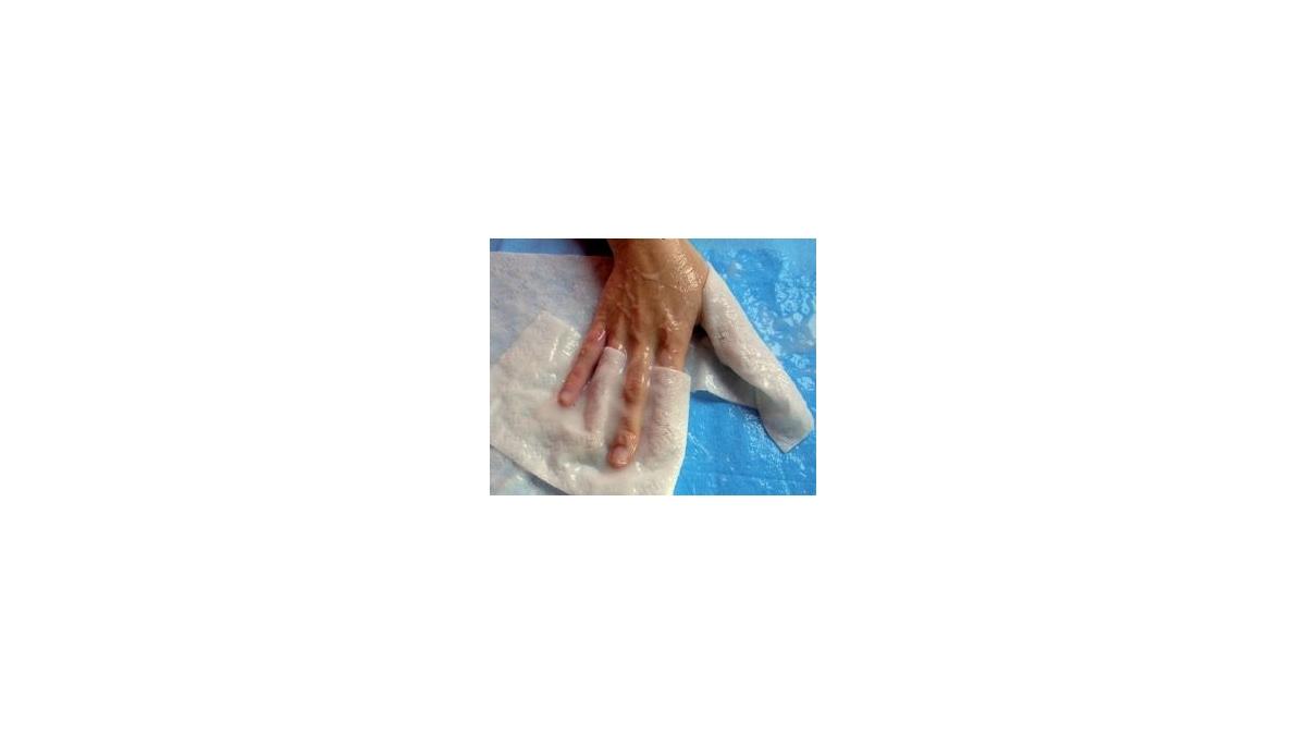 Opatrunek Schładzający Water Jel na dłoń 20×55