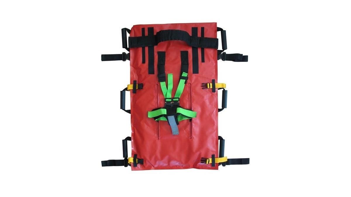 System EZS-10 do stabilizacji i transportu dzieci w ambulansie