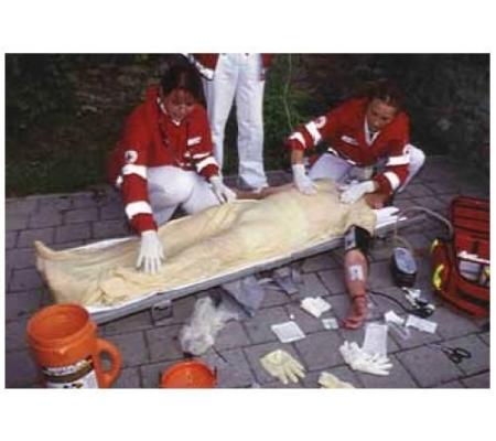 Koc hydrożelowy, schładzający sterylny 244x183 cm (kanister)