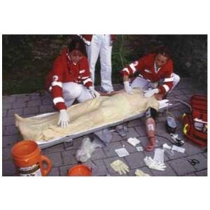 Koc hydrożelowy, schładzający sterylny 183x152 cm (torba)