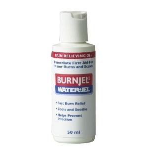 Żel hydrożelowy Water Jel, schładzający, butelka 50 ml