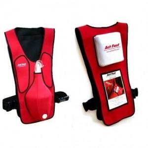 Kamizelka do ćwiczenia chwytu odkrztuszającego-The Anti-Choking Trainer Act Fast