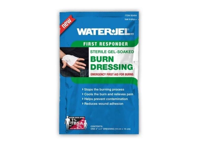 Opatrunek Schładzający Water Jel 10x10