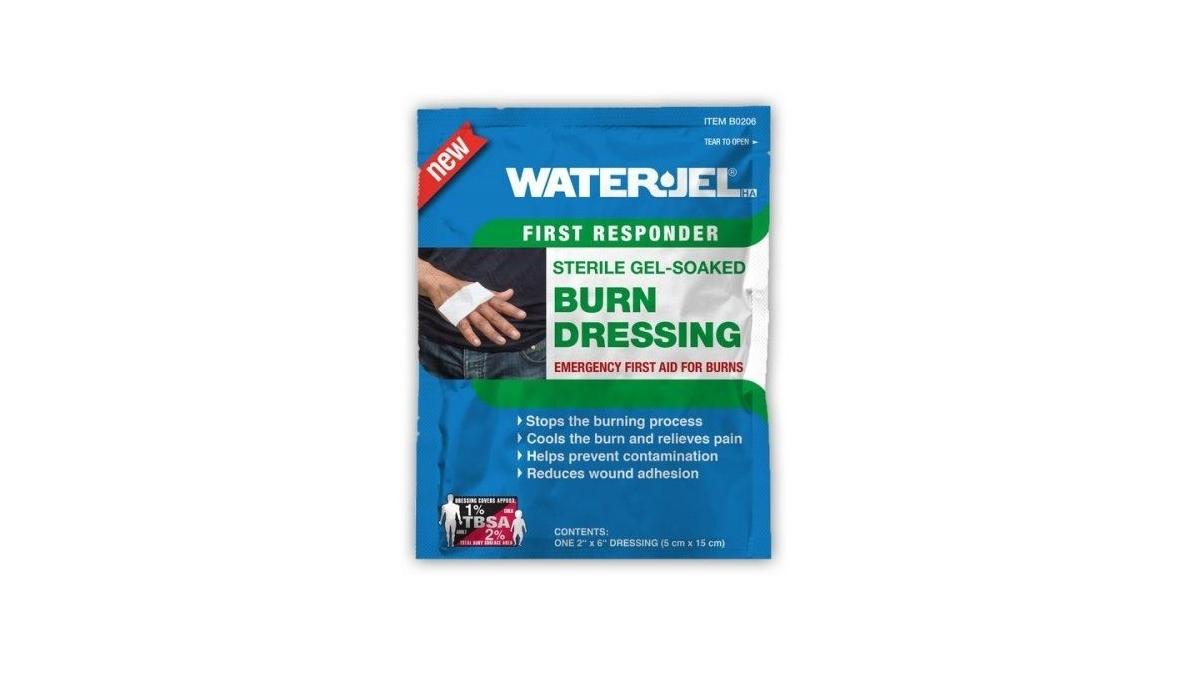 Opatrunek Schładzający Water Jel 5x15