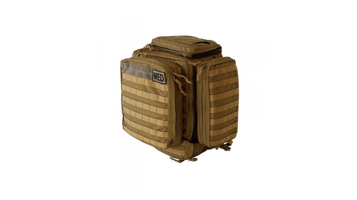 Zestaw plecak ratownika medycznego