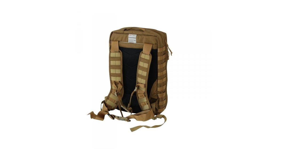 Zestaw plecak ratownika sanitariusza
