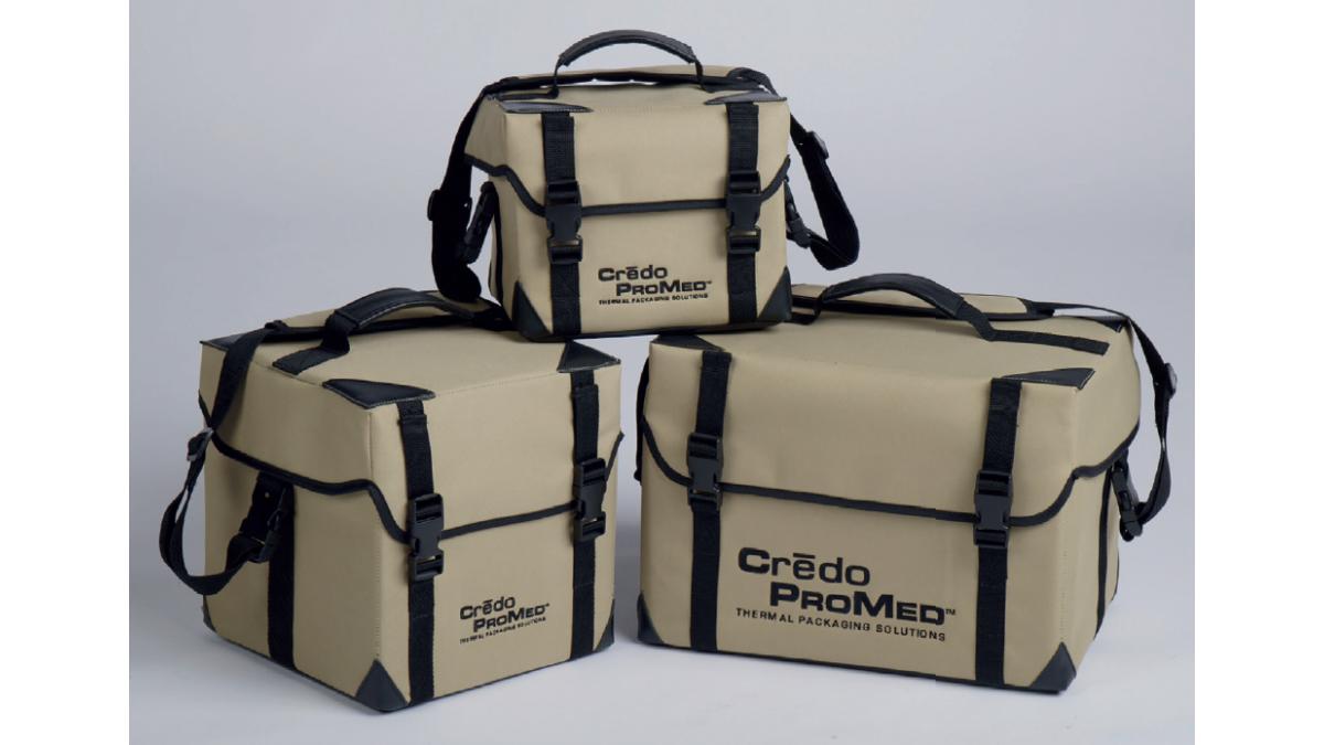 Torby termiczne Crēdo™ ProMed